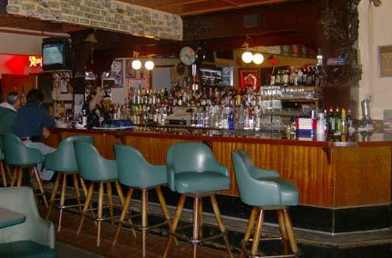 Shelikof Lodge Restaurant Lounge